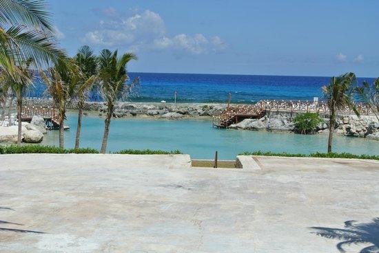 Hard Rock Hotel Riviera Maya: Lagoon view