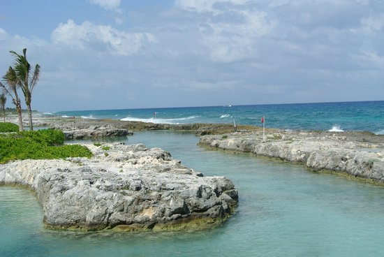 Hard Rock Hotel Riviera Maya: Ocean view at Heaven