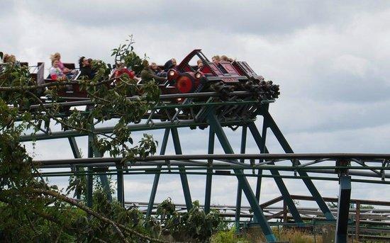 Linnanmaki Amusement Park: Linnanmaki6