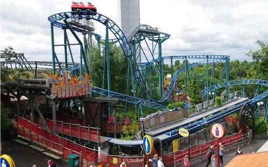 Linnanmaki Amusement Park: Linnanmaki5