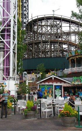 Linnanmaki Amusement Park: Linnanmaki4