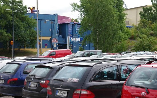 Linnanmaki Amusement Park: Linnanmaki7
