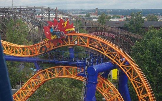 Linnanmaki Amusement Park: Linnanmaki3