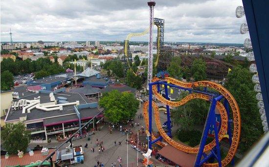 Linnanmaki Amusement Park: Linnanmaki2