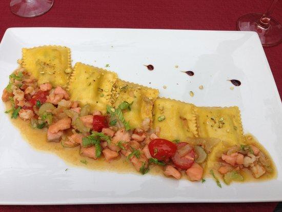 La Mia Cucina : les plats