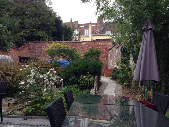 La Mia Cucina: la terrasse