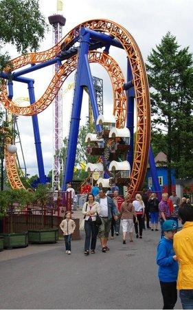 Linnanmaki Amusement Park: Linnanmaki8
