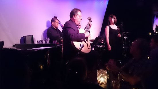 The Frank DiBussolo Group at the Metropolitan Room