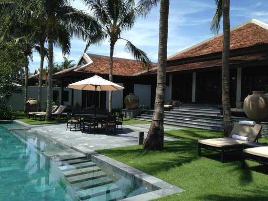 Four Seasons Resort The Nam Hai, Hoi An: Pool Villa