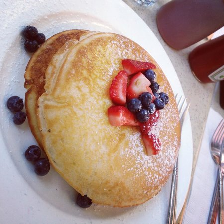 Cafe Luluc : Pancakes