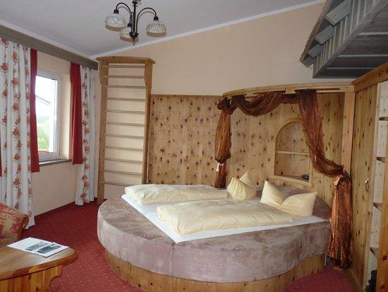 Hotel Nesselwanger Hof: мой номер