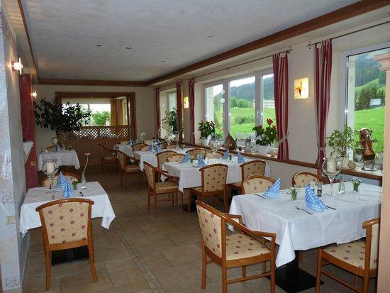Hotel Nesselwanger Hof: замечательные завтраки