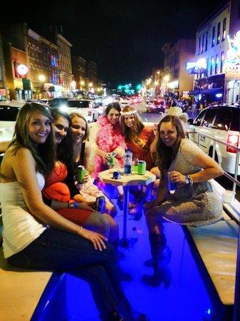 Nashville Party Barge Bachelorette