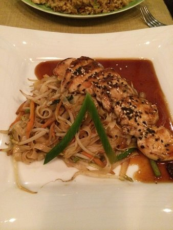 Le Blanc Spa Resort: Chicken teriyaki