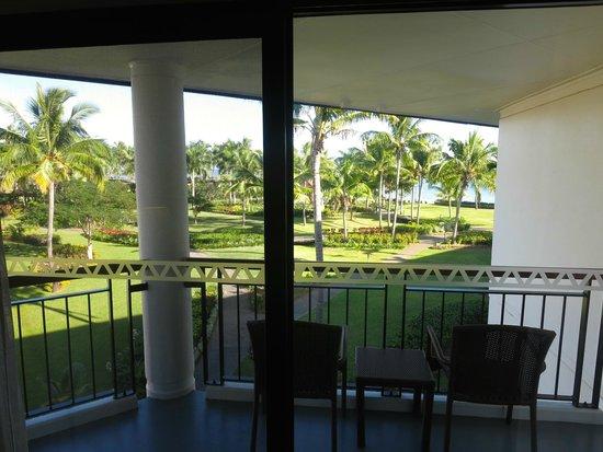 Sofitel Fiji Resort & Spa: Balcony