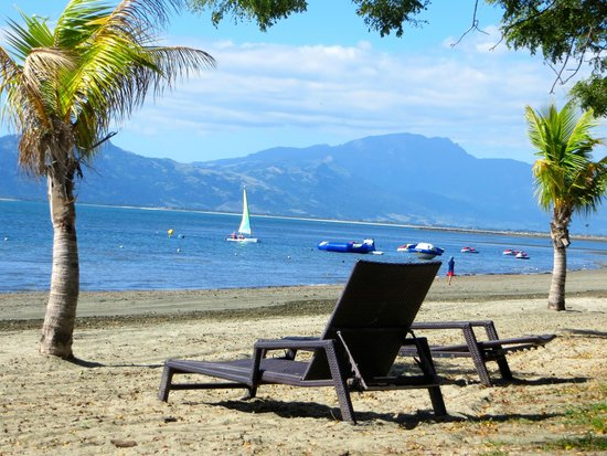 Sofitel Fiji Resort & Spa: Beach