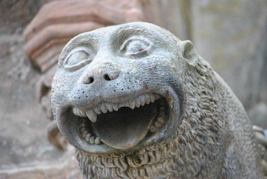 Rosslyn Chapel : I fantastici gocciolatoi per le piogge