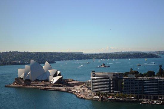 Shangri-La Hotel Sydney: так начинается утро)