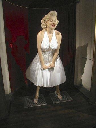 Grevin Museum: Marilyn Monroe