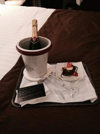 Melia White House : Amazing personal touch!