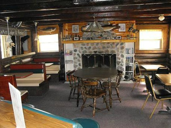 Twin Lakes Lodge and Resort: lodge