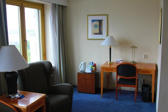 Radisson Blu Daugava Hotel, Riga: Standard Double Room