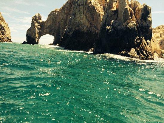Playa del Amor : The Arch
