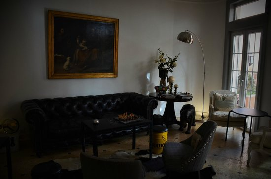 Lapa 82 - Boutique Bed & Breakfast : Salon