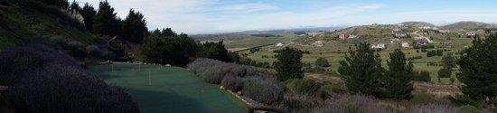 amaike Hotel Golf & Spa : Hotel amaike vista