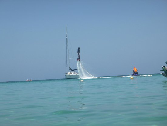 Island Marketing Ltd Roatan Cruise Excursions - Tours: FlyBoard available