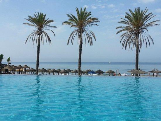 Vincci Seleccion Estrella del Mar: Beach club