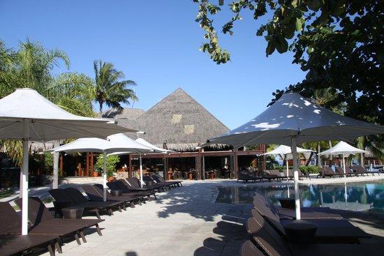Manava Beach Resort & Spa - Moorea : grounds 3