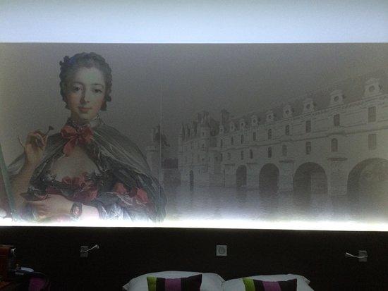 Hotel Roi Soleil Prestige : Room 8 ground floor