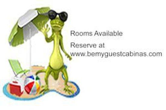 Be My Guest Cabinas: BeMyGuestCabinas.com