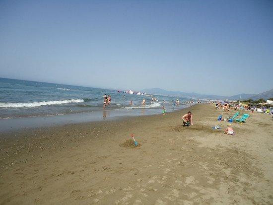 Hotel Vincci Seleccion Estrella del Mar : plage