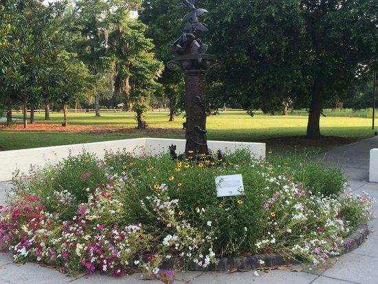 Brookgreen Gardens : Beautiful gardens