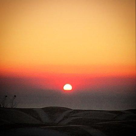 Aressana Spa Hotel and Suites: sunrise