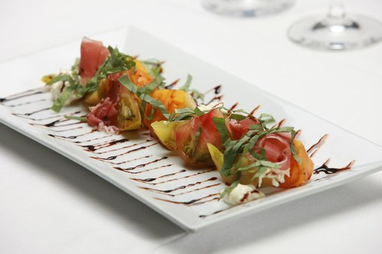 Parkway Grill: Heirloom Tomato