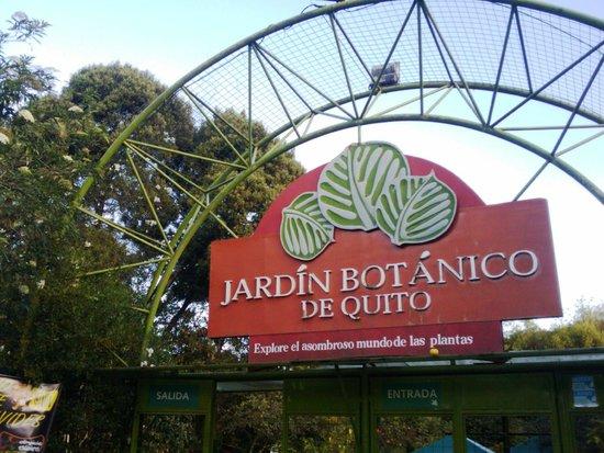 Jardin Botanico de Quito: Jardin Botanico Quito