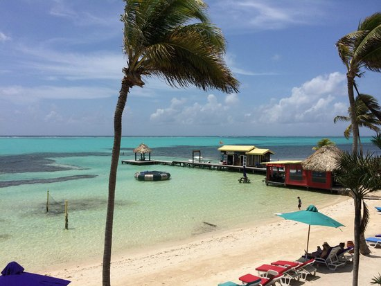 X'tan Ha Resort: View from 2B