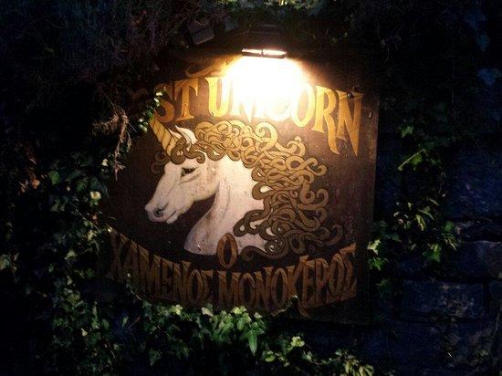 The Lost Unicorn Hotel: Είσοδος