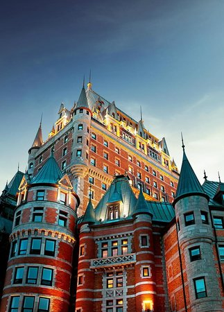 Photo of Hotel Fairmont Le Chateau Frontenac at 1 Rue Des Carrieres, Quebec City G1R 5J5, Canada