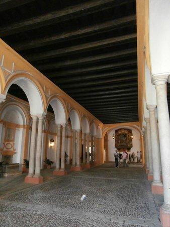 Real Alcázar: apeadero