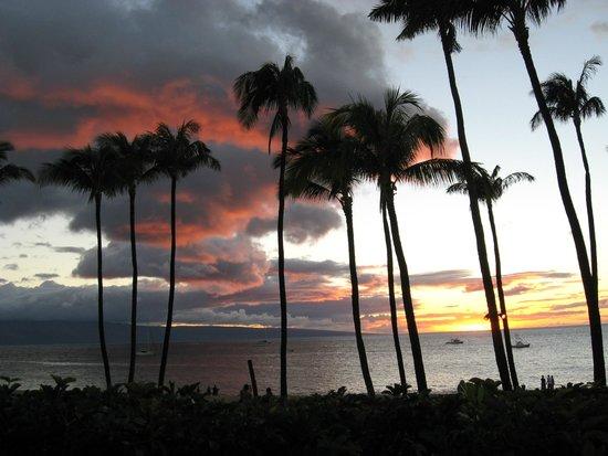 The Westin Maui Resort & Spa: sunset