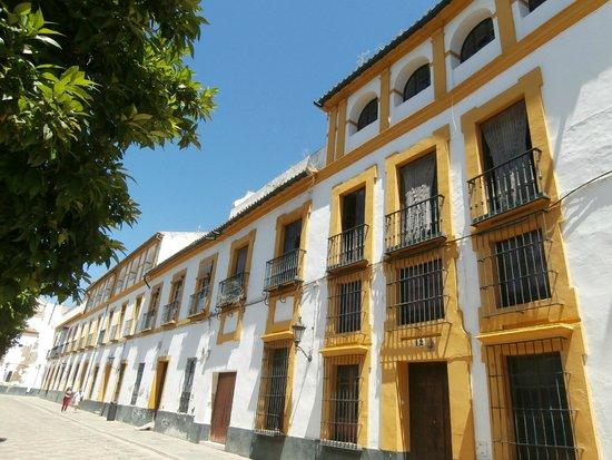Real Alcázar: patio de banderas
