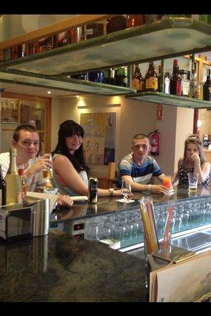 Hotel RH Princesa: Holiday crew !