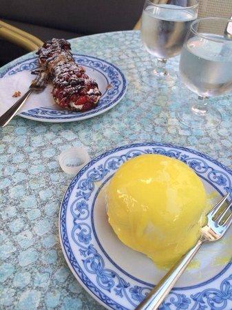 Bar Pasticceria Rosticceria Dolce e la vita: Delizia al limone e dolce mia