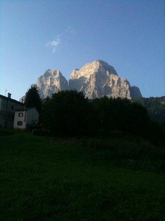 Hotel La Caminatha : Monte Pelmo
