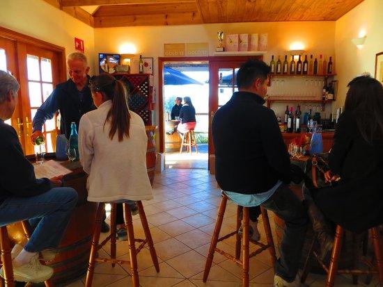 Kangarrific Tours: Ernest Hill Winery