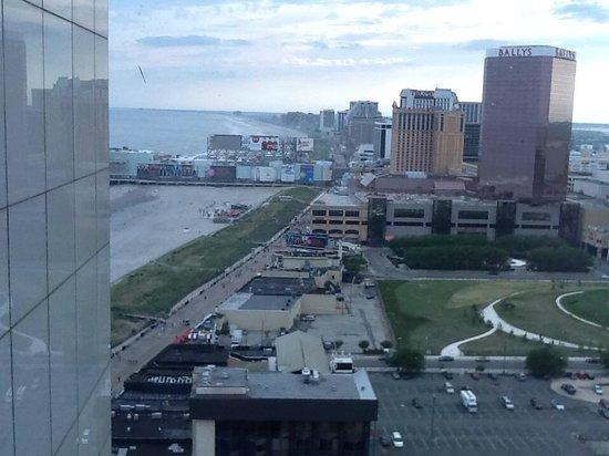Atlantic Palace Suites : view